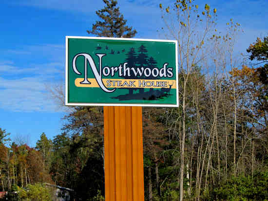 The Northwoods Steakhouse Slide Show